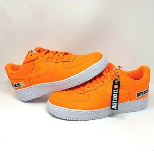 Nike Air Force One 1 '07 Low JDI Just Do It